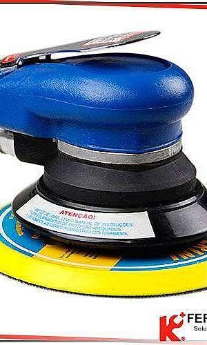 Lixadeira pneumática orbital