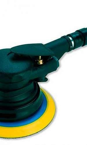 Lixadeira pneumática para pintura