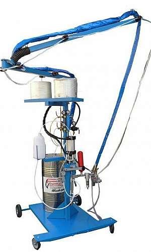 máquina laminadora airless