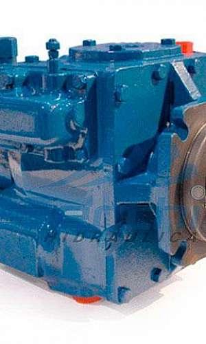 Motor hidráulico rotor